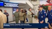 Station Spatiale Internationale : Premiers pas sur Terre pour Thomas Pesquet