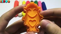 Playdough Modelling Clay with Aliens Collection Cookie Cutters Fun and Creative for Child
