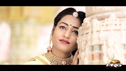 Twinkle Vaishnav Sad Song - Mhari Ankhiya Ne Kiya Samjau | Anupriya Chatterjee | Rajasthani Song | PRG FULL HD VIDEO