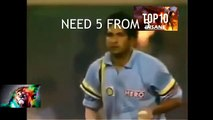 TOP 10 WORST TURNING POINTS IN CRICKET HISTOR