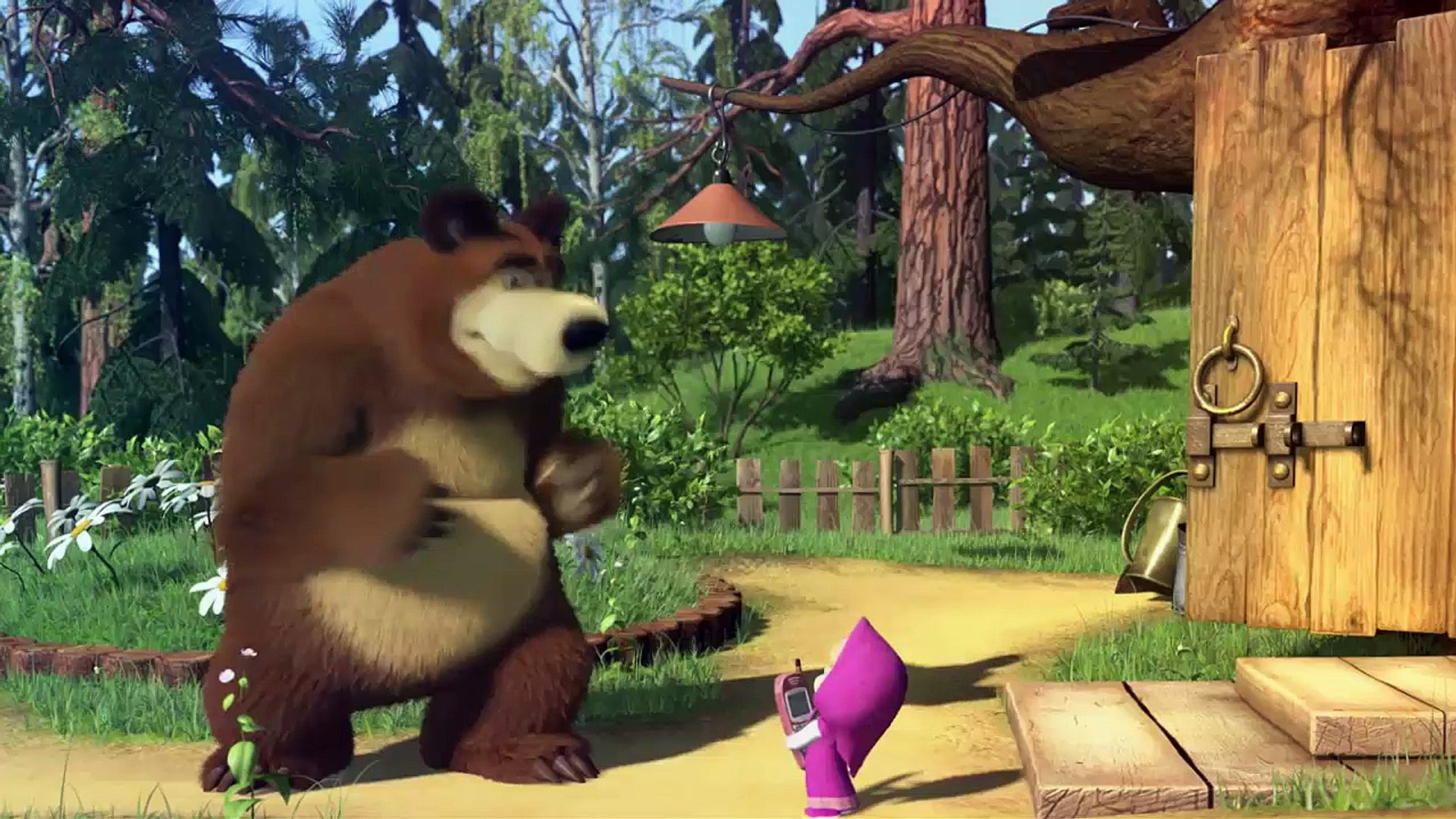 Masha E O Urso Completo Episodio 9 Video Dailymotion