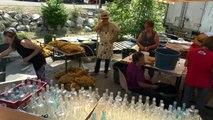 Alpes de Haute-Provence : des bénévoles soudés et motivés pour préparer la fête patronale d'Aiglun