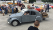 37e  Tour de Bretagne des véhicules anciens au départ de Morlaix