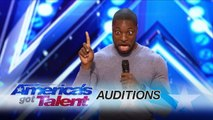 America's Got Talent 2017 - Preacher Lawson- Standup Delivers Cool Family Comedy