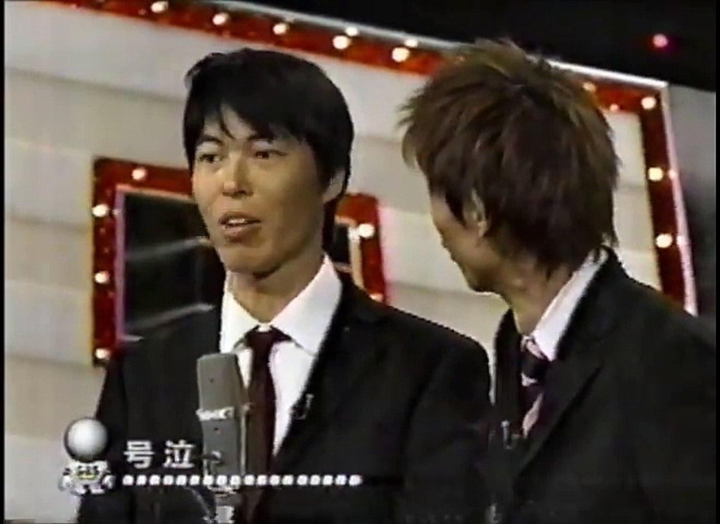 号泣(島田秀平) ネタ 爆笑オンエアバトル (1) - video Dailymotion