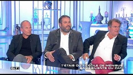 Cecile de Menibus revient sur son agression sexuelle par Rocco Siffredi dans Cauet TV