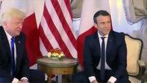 Emmanuel Macron pris en flagrant délit de plagiat ?
