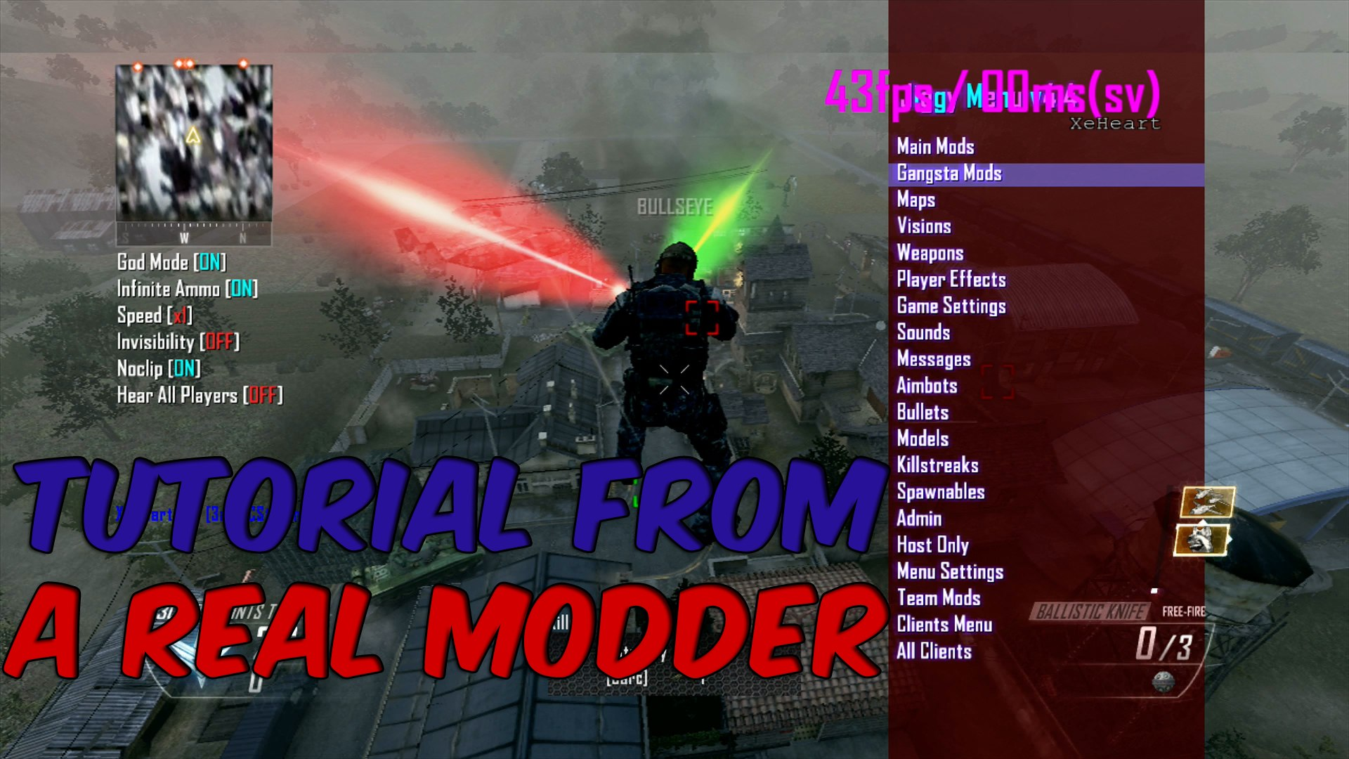 How To Install Any Black Ops 2 Mod Menu