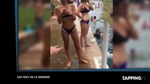 "Zap sexy : Emily Ratajkowski sexy en bikini, Candice Swanepoel de retour dans ""Victoria's Secret""… (vidéo)"