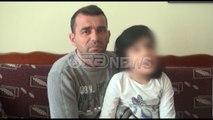 I ve dhe pa të ardhura - Apeli i babait të 8-vjeçares autike: Më ndihmoni që vajza të ecë