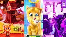 Colors Video for Kids Talking Tom Gold Run and Subway Surfers Iceland vs Ginger and Ginger #11,Cartoons animated anime game 2017