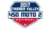 2017 Pro Motocross Thunder Valley 450 Moto 2 HD