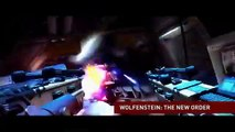Wolfenstein The Old Blood - Gameplay Trailer (PS234234wer/PC)