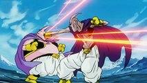 Good Buu vs Evil Buu Leads to the Birth of Super Buu (Japanese)