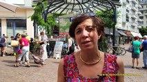 Tiphaine Ducharne candidate France Insoumise dans la 4ème de Savoie