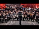 Report TV - Protesta, Basha: Oligarkëve do iu marrim paratë, ua kthejmë qytetarëve
