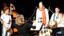 Spectacle  « Poésie enchantée» et « Jazz à l'âme » organisé par le conservatoire Grand Cognac du 2 juin 2017 (2)