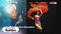 Taste Buddies: Solenn Heussaff at Rhian Ramos, maglalaban sa underwater pictorial!