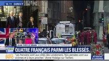"""Attaque de Londres: """"Nous sommes dans l'empathie, la tristesse et la colère"""", dit Jean-Yves Le Drian"""