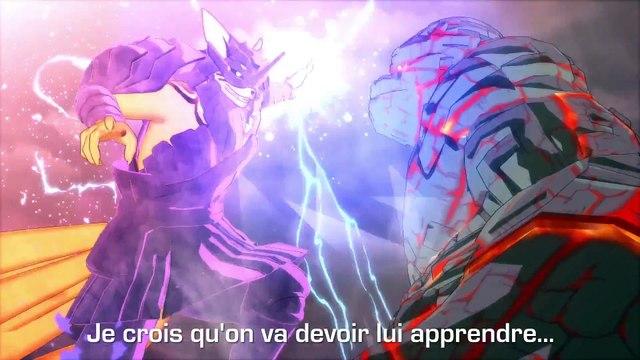 Naruto Shippuden Storm 4 : Road To Boruto Trailer Fr