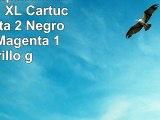 JARBO Compatible HP 950 XL 951 XL Cartuchos de tinta 2 Negro 1 Cian 1 Magenta 1 Amarillo