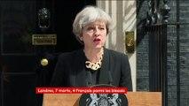 "Attentat de Londres : le Royaume-Uni doit ""revoir"" sa stratégie antiterroriste, estime Theresa May"