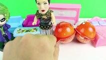 Maşa ve Küçük Cadı Çöpten Ne Alıyorlar Maşa Joker Küçük Maşa Kinder Sürpriz Yumurta Açıyor,2017