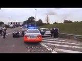 Belgique:police belge course poursuite contre trafiquants poursuite complète