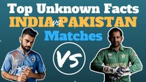 India Vs Pakistan Match l Unknown facts about India vs Pakistan Matches l Mauka Mauka l Cricket