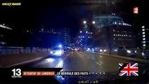 Attentat de Londres - Voici les images des caméras de sécurité et de la police au moment où l'attentat a eu lieu