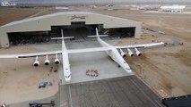 Stratolaunch: Voici le plus gros avion du monde !