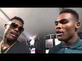LIONS ONLY BOXING STAR charlo twins talk to EsNews boxing