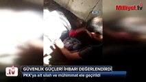 Silopi'de PKK'ya ait silah ve mühimmat ele geçirildi Videosu