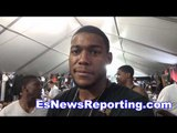 phil lo greco fights errol spence & michael hunter & TMT boxing stars fight on card