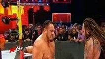 Roman Reigns vs. Seth Rollins vs. Finn Bálor vs. Bray Wyatt vs. Samoa Joe - WWE ExtremeRules 2017 ( 180 X 320 )