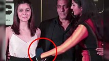 Salman Khan YELLS At Katrina Kaif In Front Of Alia Bhatt at IIFA 2017