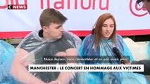 Manchester : un concert pour panser les plaies - Monde