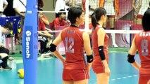 女子バレーボールワールドグランプリ2015 石井優希 YUKI ISHI