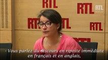 """Cécile Duflot : """"Je voudrais que Macron soit un génie de la transition écologique"""""""