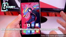 How To Install/Run WINDOWS 10/8 1/8/7/XP on Android Phone