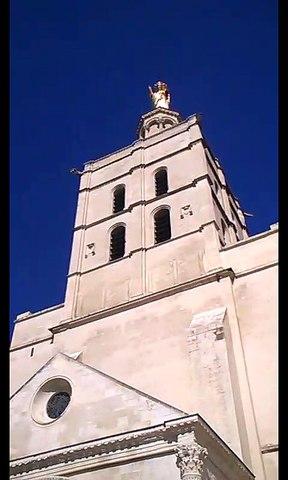 Notre Dame des Doms à Avignon