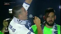 Barca fans can't believe what Cristiano Ronaldo was chanting