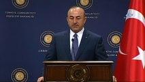 """Dışişleri Bakanı Mevlüt Çavuşoğlu: """"Şuan İtibariyle İncirlik Değil, Konya'daki NATO Üssü'ne Ziyaret..."""