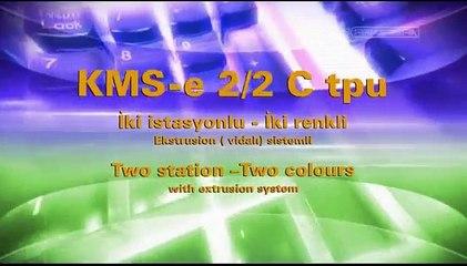 KARMASAN - kms-i injection moulding machine