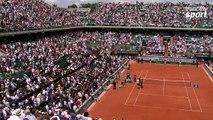 Roland-Garros 2017 : Andy Murray rend hommage aux victimes des attentats de Londres