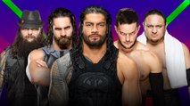 WWE Extreme Rules 2017 - Fatal 5 Way