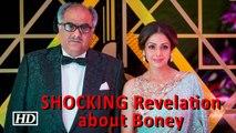 Sridevi's SHOCKING Revelation about husband Boney Kapoor