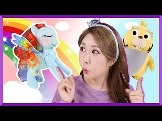 [Fairy Tale] Julie's 'The story of a Unicorn' story | CarrieAndEnglish