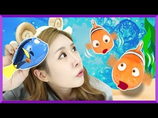 Play with FINDING DORY Marine Life Institute Playset | CarrieAndEnglish