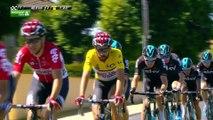Zusammenfassung - Etappe 2 (Saint-Chamond / Arlanc) - Critérium du Dauphiné 2017